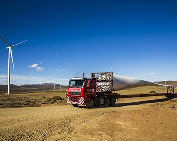Wind turbine delivery